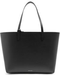 Mansur Gavriel Pink Lined Large Leather Tote