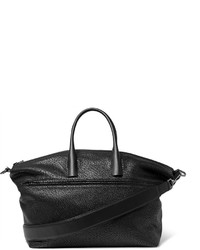 Solid homme grained leather tote bag medium 1138489