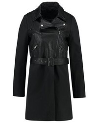 Trenchcoat black medium 4000419