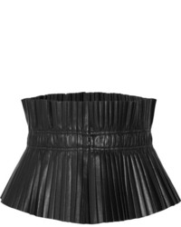 Isabel Marant Jeanne Plissleather Waist Belt