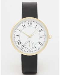 Asos Collection Large Face Watch