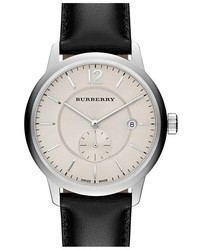 Burberry Textured Dial Watch 40mm
