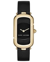 Marc Jacobs The Jacobs Leather Strap Watch 24mm X 39mm