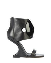 Rick Owens Cantilevered Sandals