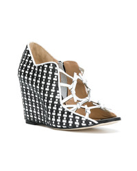 Rue St Maria Wedge Sandals