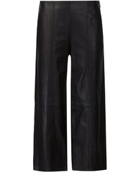 Vince Wide Legged Cropped Trousers