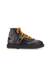 Diesel D Cage Mid Hikeb Boots