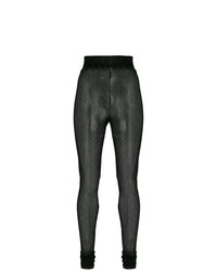 Philosophy di Lorenzo Serafini Lam Fishnet High Waist Leggings