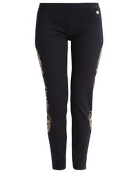 Versace Leggings Nero