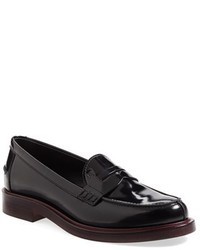 Black loafers original 1581747