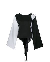 MM6 MAISON MARGIELA Panelled Top