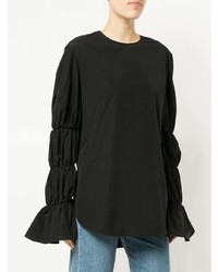 Monographie Puff Sleeve Top