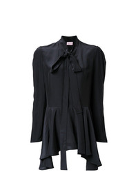 Lanvin Tied Neck Shirt