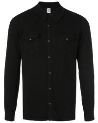 Eleventy Chest Pockets Shirt