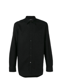 Diesel Long Sleeve Fitted Shirt