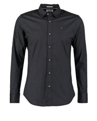 Tommy Hilfiger Original Slim Fit Shirt Black