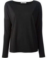 Black long sleeve t shirt original 1284315