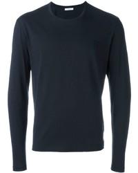 Versace Collection Half Medusa Long Sleeved T Shirt