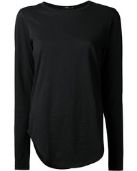 Bassike Long Sleeve T Shirt