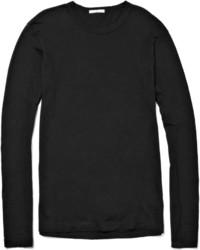 Long Sleeved Cotton Jersey T Shirt
