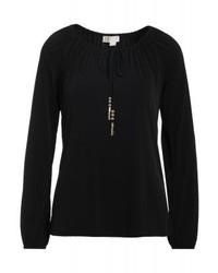 Michael Kors Long Sleeved Top Black