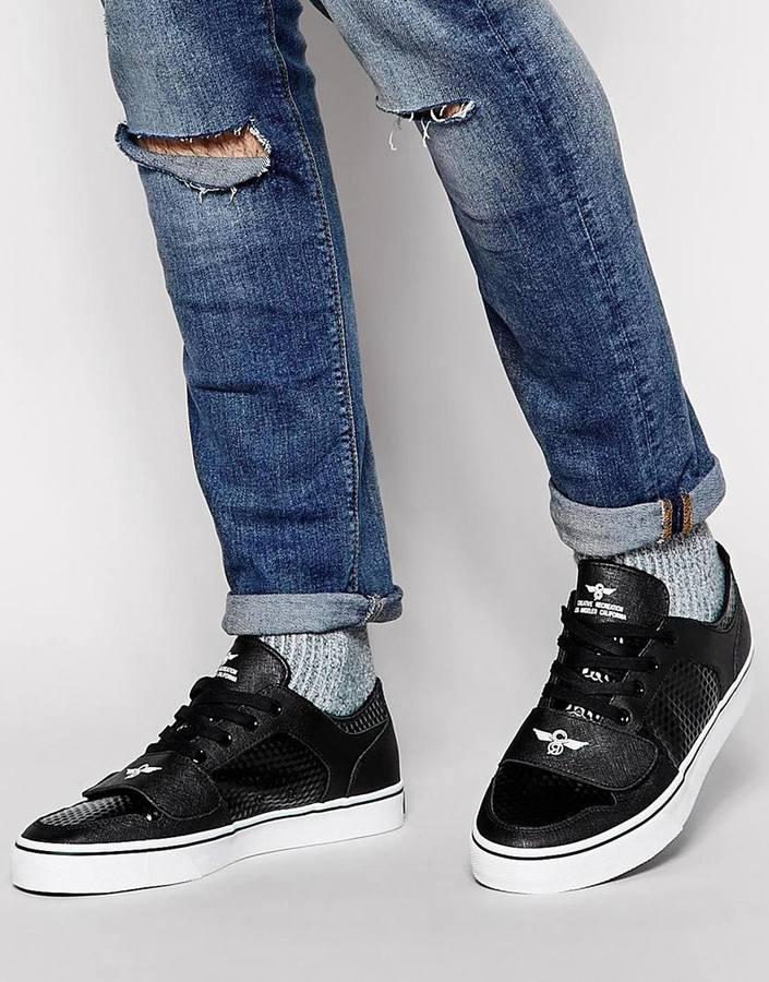 £128, Creative Recreation Cesario Lo Xvi Cube Sneakers