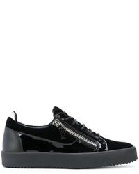 Giuseppe Zanotti Design Frankie Low Top Sneakers