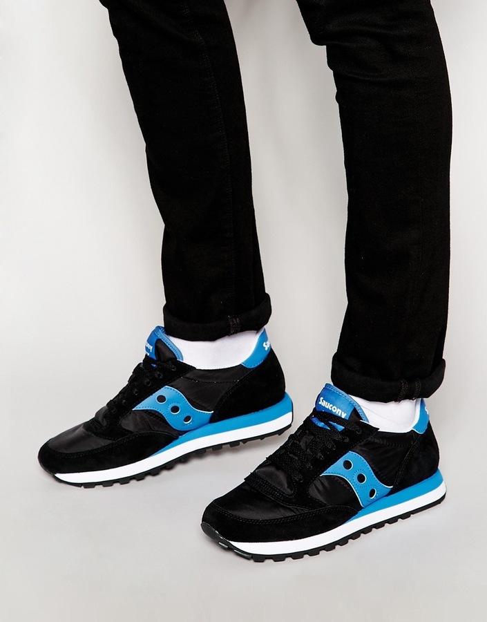 promo code 1f6ea 7cb23 £87, Saucony Jazz Originals Sneakers