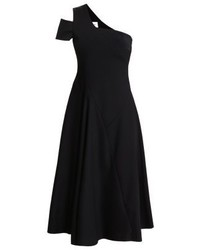 LK Bennett Lavendar Jersey Dress Black