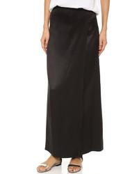 Helmut Lang Overlap Maxi Skirt
