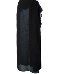 Gianfranco Ferre Vintage 1990s Maxi Skirt