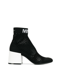 MM6 MAISON MARGIELA Mesh Sock Boots