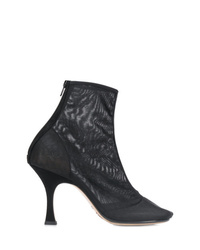 MM6 MAISON MARGIELA Sheer Ankle Boots