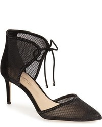 Imagine by Vince Camuto Mark Mesh Panel Dorsay Pump