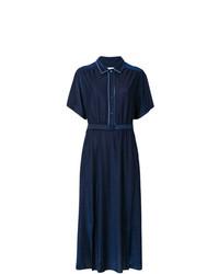 Golden Goose Deluxe Brand Short Sleeve Dress