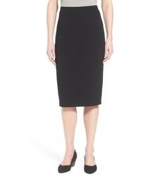 Eileen Fisher Calf Length Pencil Skirt