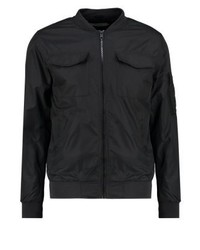 Bomber jacket black medium 3832601