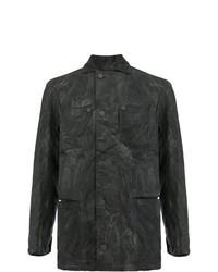 11 By Boris Bidjan Saberi Button Up Military Jacket