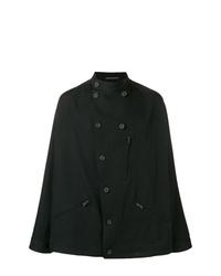 Yohji Yamamoto Double Breasted Military Jacket
