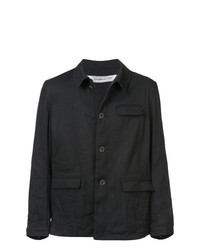 Individual Sentiments Military Style Jacket