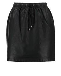Minimum Deli Mini Skirt Black