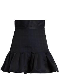 Ellery Kyoto Memory Twill Mini Skirt