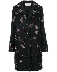 Valentino Embroidered Coat