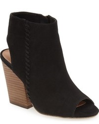 Steve Madden Mingle Open Toe Bootie
