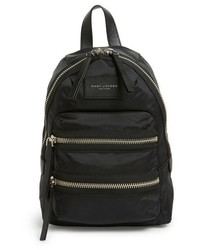 Marc Jacobs Mini Biker Nylon Backpack Black