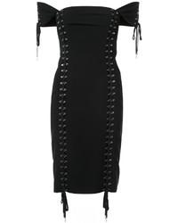 Moschino Bardot Bodycon Dress