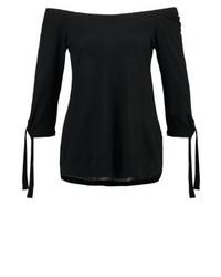 Anna Field Long Sleeved Top Black
