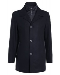 Hugo Boss Barelto Classic Coat Black