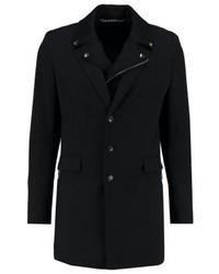 Hugo Boss Bassam Classic Coat Black