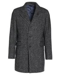 Hugo Boss Bead Classic Coat Black